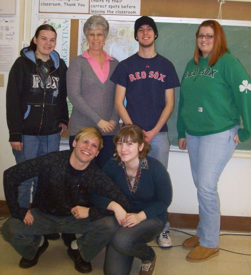 ITL 202 students, Spring 2010
