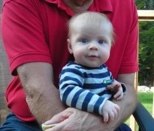 Katie Hanchett's son Micah