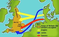 Germanic invasions of Britain