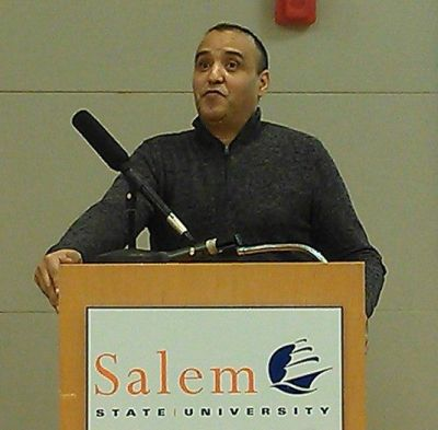 SSU Arabic professor Abdelkrim Mohib