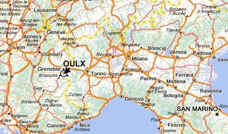 Oulx, Piedmont