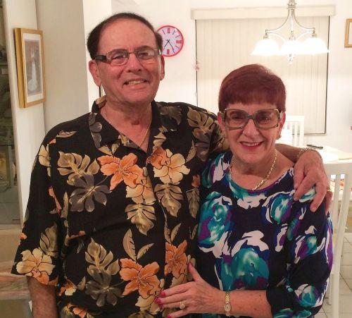 Al and Bernice Mitchell