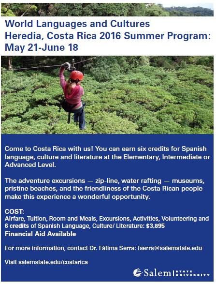 Costa Rica poster photo