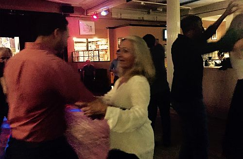 Spanish Club salsa dancing at Rockafellas (1)